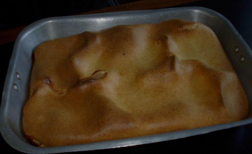 masa licuada para torta de fiambre receta