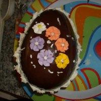 Huevos de Pascua caseros 1