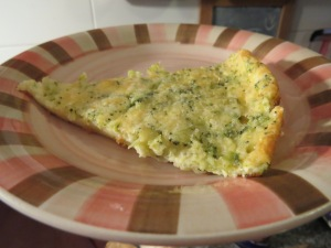 fainá brócoli