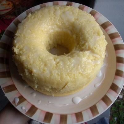 torta micro con glacé