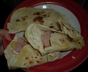 tortillas rellenas