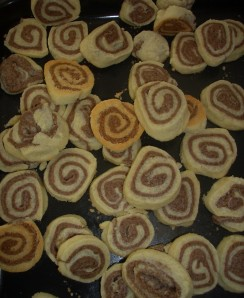 galletitas espiral