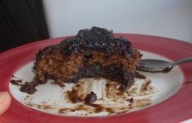 hot fudge pudding