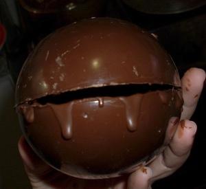huevo chocolate