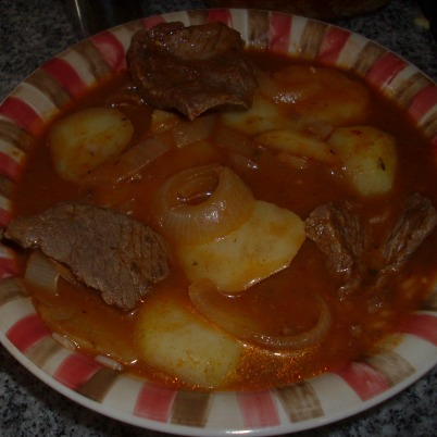 carne a la cacerola