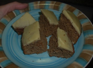 torta de chocolate rápida