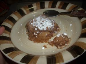 Qreceta - Volcanes de chocolate
