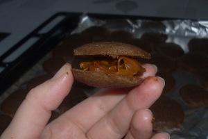 Qreceta - Alfajores de chocolate