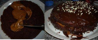 relleno torta