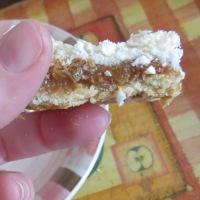 Tarta de dulce de leche, merengue y coco