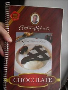 Libro Chocolate