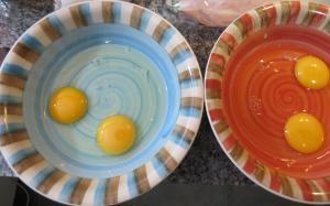omelette fideos y húngaras