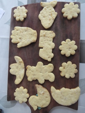 galletitas de turrón