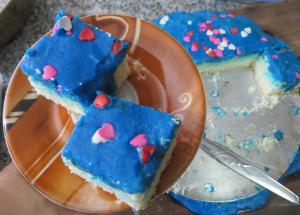 torta de azúcar