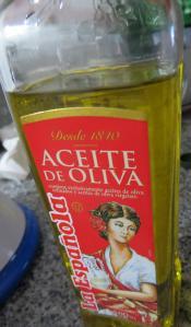 galletitas de avena y oliva