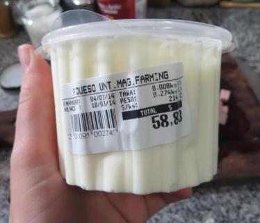 Pasta gratinada