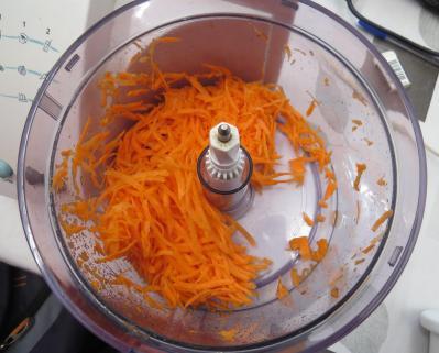 galletitas de zanahoria