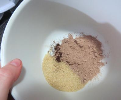 crema de chía