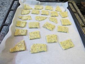 galletitas queso chía