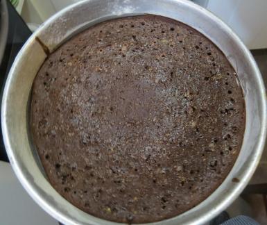 torta chocolate zapallito zucchini