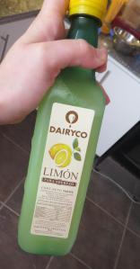 magdalenas limón