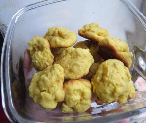 galletitas calabacín