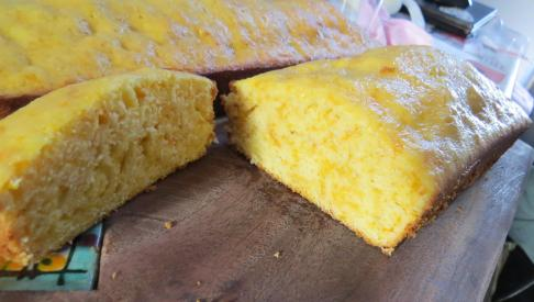 torta calabacin