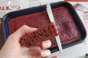 Torta remolacha y chocolate QReceta7