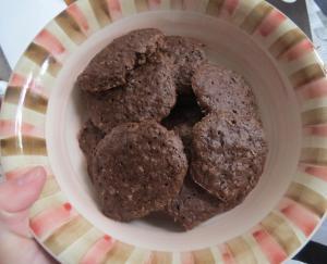 galletitas avena y choco 5