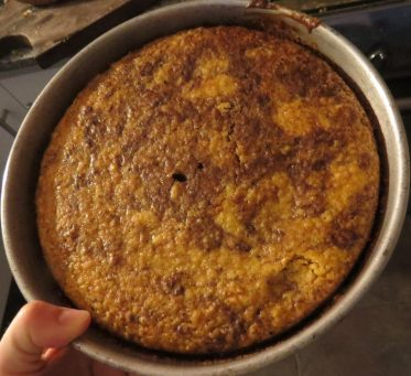 torta mandarina y cacao 6