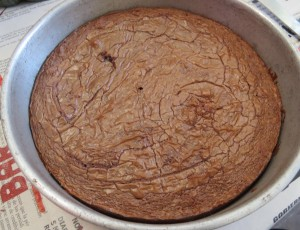 brownies de nutella 2