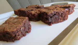 brownies de nutella 4