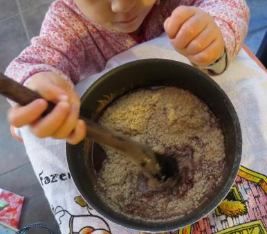 torta chocolate almendras 2