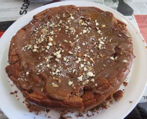 torta sin azúcar 6