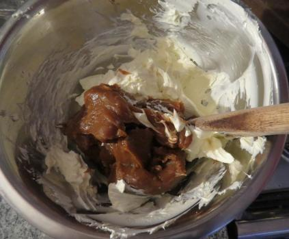 cheesecake dulce de leche 1