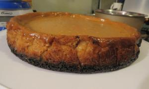 cheesecake dulce de leche 5