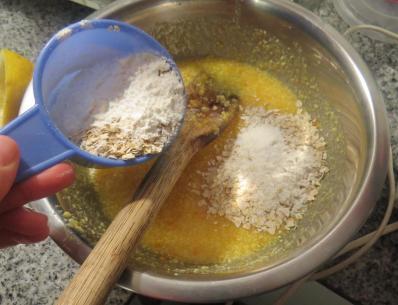 torta limon y mandarina 5