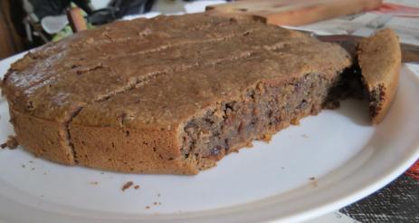torta chocolate avena 4