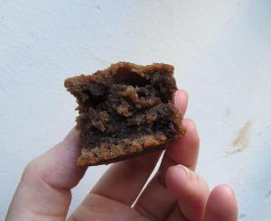 torta chocolate avena 5
