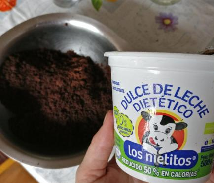 brownies sin azúcar 5
