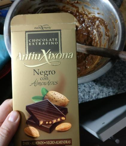 cuadrados banana cacao 2