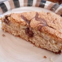 Torta de harina de maní