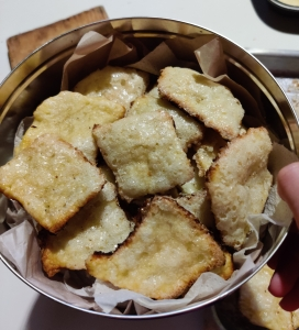 galletitas de crema