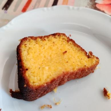 torta maíz y polenta