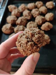 galletitas coco chocolate