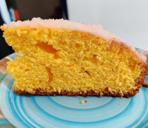 torta zanahoria mandarina